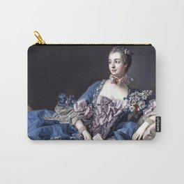 Madame De Pompadour Carry-All Pouch