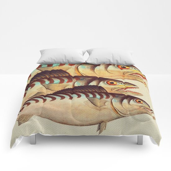 Fish Classic Designs 8 Comforters