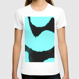 He's Aqua, I'm Not T-shirt