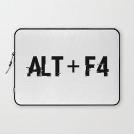 ALT + F4 Laptop Sleeve
