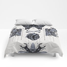 The Panoply Plate 03 Comforters