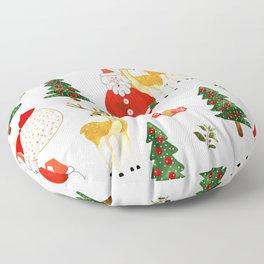 Always Christmas Floor Pillow