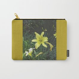 Yellow Lily DPGPA151014-14 Carry-All Pouch