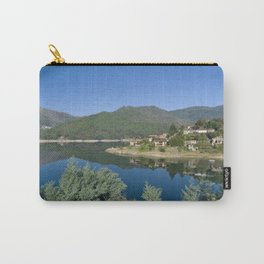 Canicada lake in Northern Portugal Carry-All Pouch