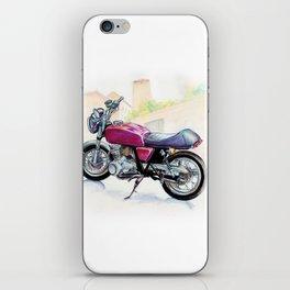Rosso Honda (Motocicletalia) iPhone Skin