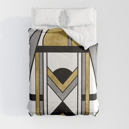 Up and Away - Art Deco Spaceman Comforters