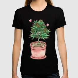for the love of cannabis T-shirt