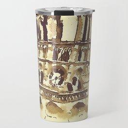 Cathedrale Notre-Dame Travel Mug