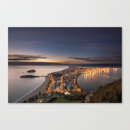 Summit Dawn Canvas Print