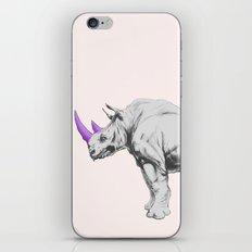 Party Animal - Rhino iPhone Skin