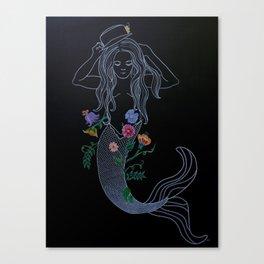 Foxy Roxy Canvas Print