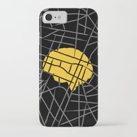 sherlock iPhone & iPod Cases featuring Sherlock by Lorcy