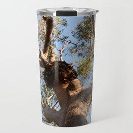 Scribbly Gum Tree, Muogamarra Reserve, Sydney Travel Mug