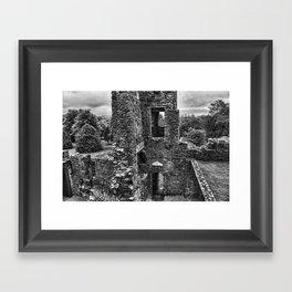 Irish Castle Framed Art Print