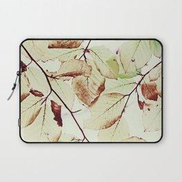 Leaves in October Laptop Sleeve
