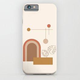 Balanced Desert 01 iPhone Case