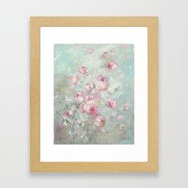 Whispering Petals Framed Art Print