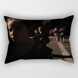 Damien from The Omen Rectangular Pillow