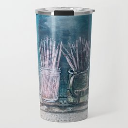 The Artist's Shelf Travel Mug