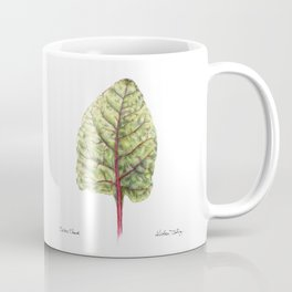Swiss Chard Coffee Mug