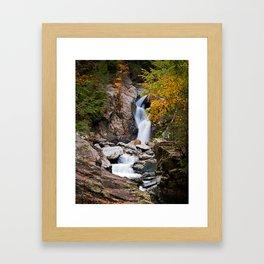 Bash Bish Falls Framed Art Print