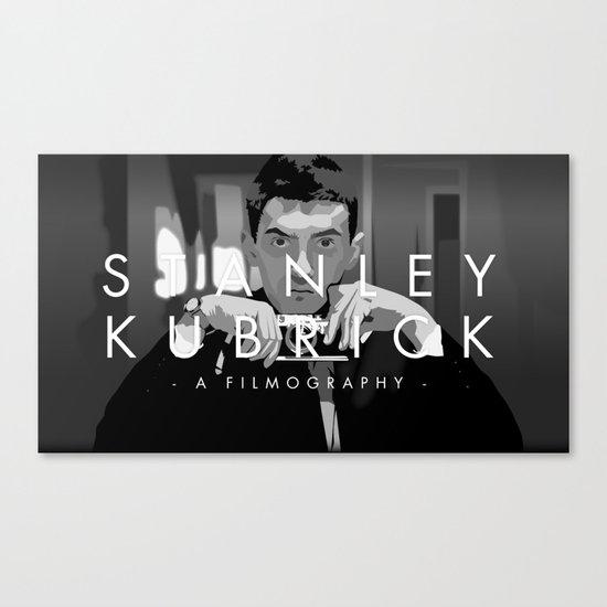 Opening Kubrick Canvas Print