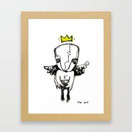 Kingo Framed Art Print