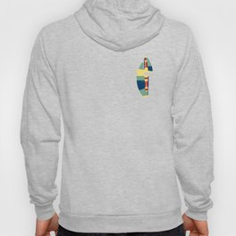 Design for the Planet Saturn Corporation Hoody