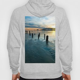 Color My World Blue Hoody