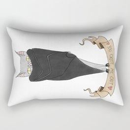 You Creep Me Out <3 Rectangular Pillow