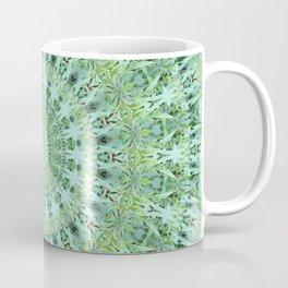 Mary Jane Mandala (green) Coffee Mug