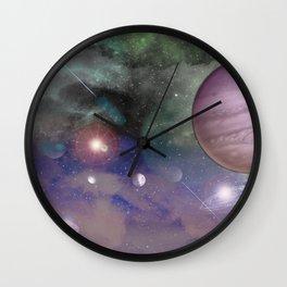 Galatic Wall Clock