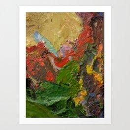 Surfaces.29 Art Print