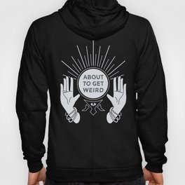 Weird Future Hoody