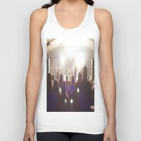 concert Tank Tops featuring Concert by LaiaDivolsPhotography