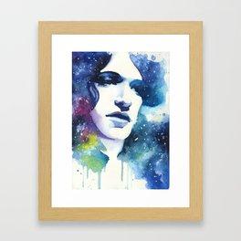 Galaxy 1 Framed Art Print