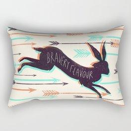 Bravery Flavour  Rectangular Pillow