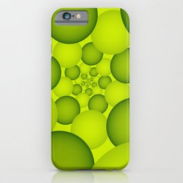 geometric design -501- iPhone Case