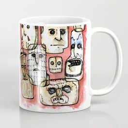 Oh The Horror Coffee Mug