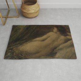 Henri Fantin-Latour - Liggende naakte vrouw Rug