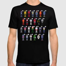 Transformers Alphabet T-shirt