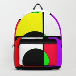 Block color Backpack