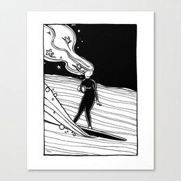 """"""" Dawn Patrol """" Canvas Print"""