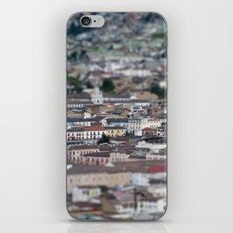Quito iPhone Skin