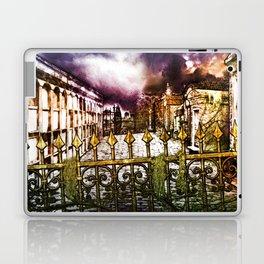 New Orleans cemetery Laptop & iPad Skin