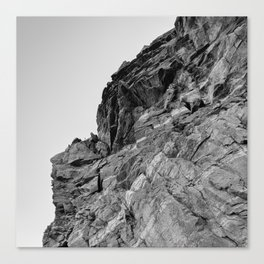 Desert Rocks Canvas Print