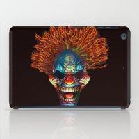 jack daniels iPad Cases featuring Jack  by David Michael Schmidt