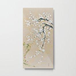 Ume flower painting,korean painting Metal Print
