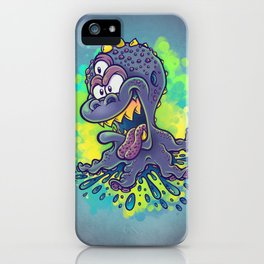 Monsta! iPhone Case