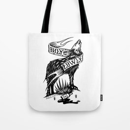 Only the Lowly Tote Bag